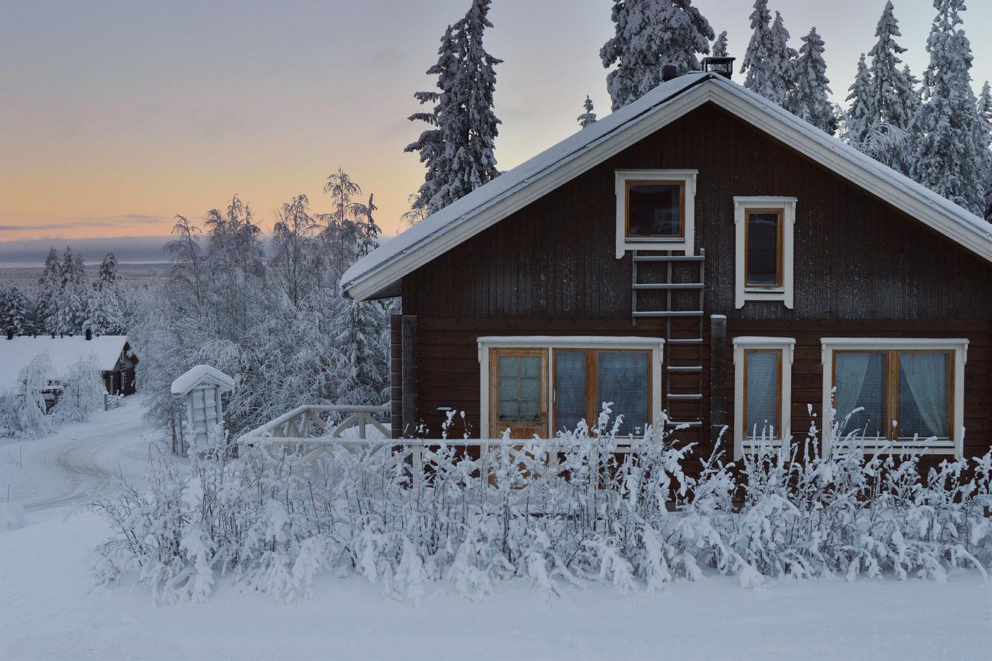 vuokatti mökki mökit cabin cottage kolazko majoitus